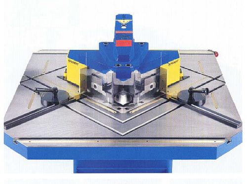 fixed-angle notching machine / hydraulic