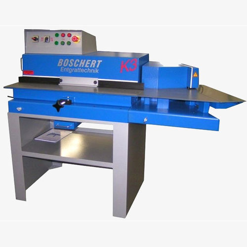 sheet metal deburring machine