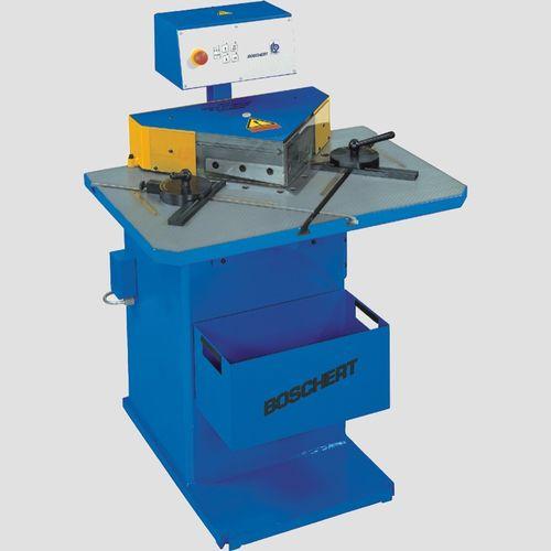 fixed-angle notching machine