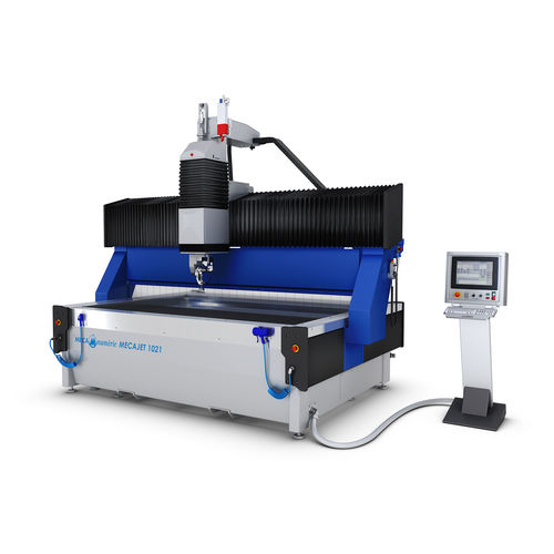 water-jet cutting machine / for stainless steel / CNC / precision