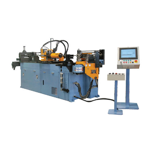 electric bending machine / for tubes / CNC / horizontal
