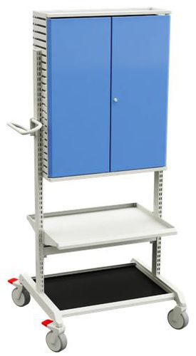 Service cart / multipurpose 300 kg, 780 x 715 x 1900 mm Sovella