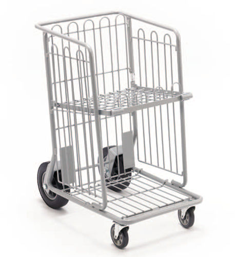 Storage cart / shelf / wire mesh platform / multipurpose max. 246 l, 538 x 873 x 1016 mm | 71.045 series CARI-ALL
