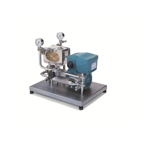 Multi-parameter test bench / for filters LabUnit M10 Alfa Laval