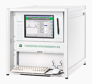 Eddy current control system / non-destructive STATOGRAPH DS 6.440 Foerster Instruments