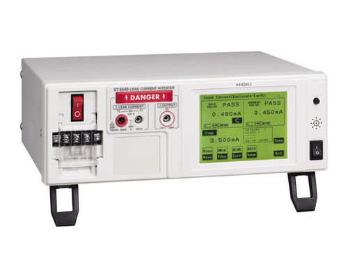 Leakage tester 50uA - 50mA | ST5540 HIOKI E.E. CORPORATION