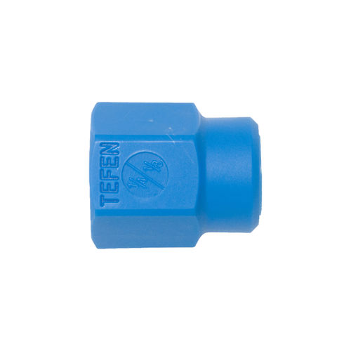 hydraulic adapter / for pipes / reducing / threaded