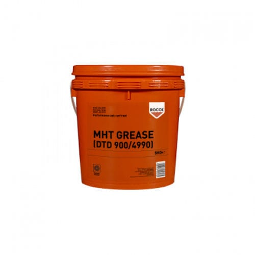 Molybdenum bisulphate grease / for bearings / extreme pressure MHT ROCOL