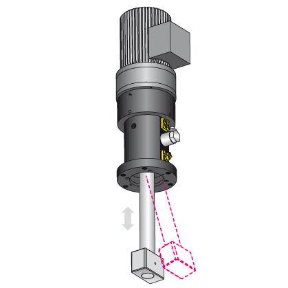 mechanical clamp / electric / swing