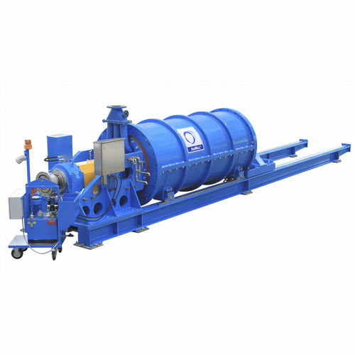 Circulation agitator mill / for mineral ore / horizontal IsaMill NETZSCH Grinding & Dispersing