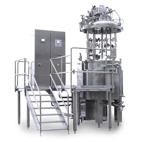 Turbine mixer / batch / for liquids KappaVita NETZSCH Grinding & Dispersing
