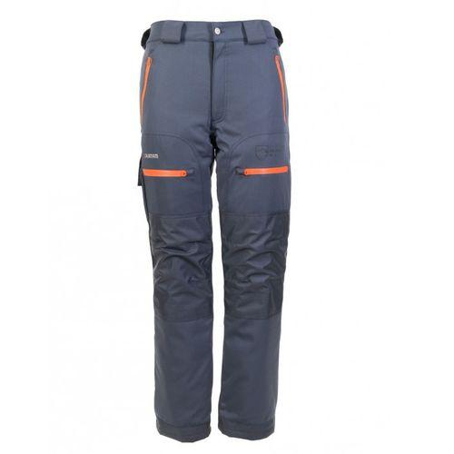 work pants / waterproof / anti-cut / polyester