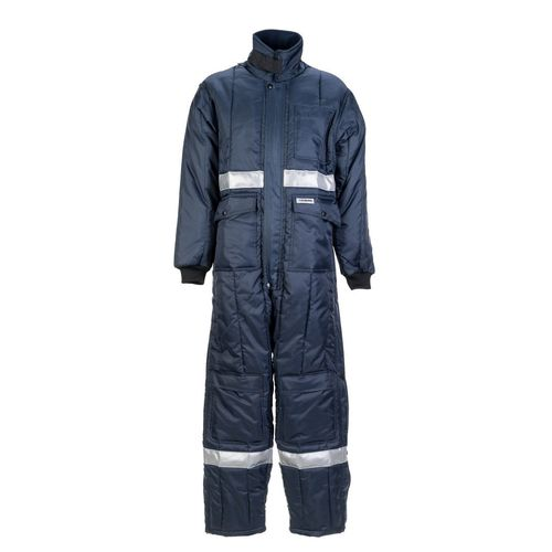 work coveralls / cold weather / polyester / nylon