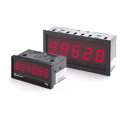 LED displays / numeric / 1-line / compact S102 series Siebert Industrieelektronik GmbH