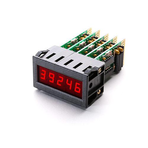 LED displays / alphanumeric / dot-matrix / numeric D series Siebert Industrieelektronik GmbH
