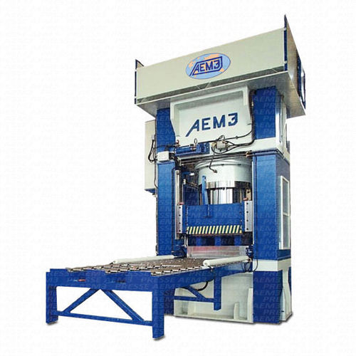 hydraulic press - AEM3 S.r.l.
