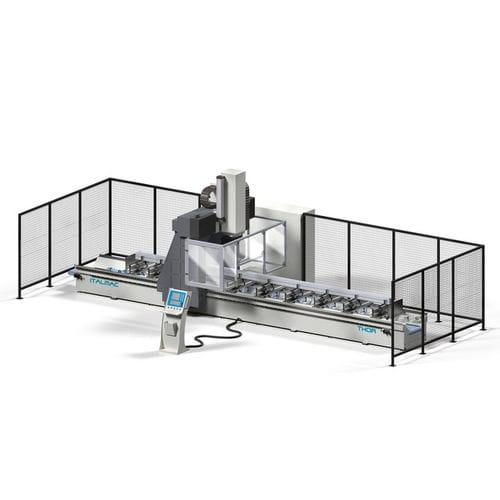5-axis machining center / vertical / high-precision / compact