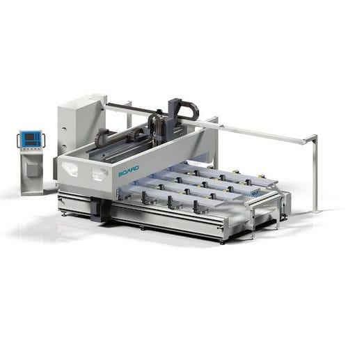 3-axis machining center / 4-axis / vertical / gantry