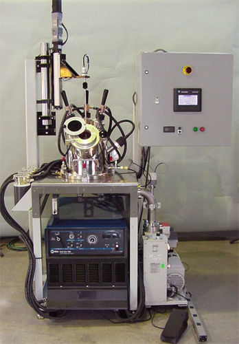 Melting furnace / annealing / bell / electric ABJ-900 Tri-Arc  Materials Research Furnaces, Inc.