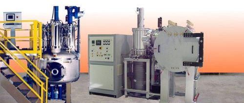 Annealing furnace / chamber / electric Large Capacity Furnaces Materials Research Furnaces, Inc.