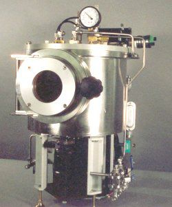 XY positioning system / rotary / laser / vacuum Wafer Ion-implanting Materials Research Furnaces, Inc.