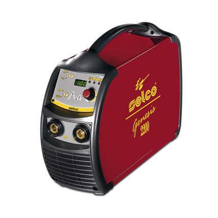 MMA welder / TIG / portable / single-phase Genesis 2200 SMC SELCO