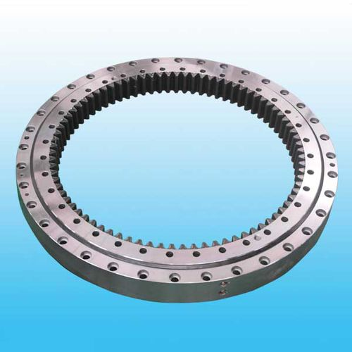 Internal-toothed slewing bearing / ball / double-row WD-07 series Xuzhou Wanda Slewing Bearing Co., Ltd.