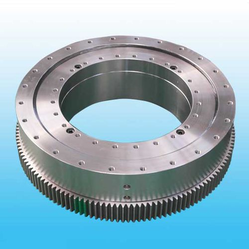External-toothed slewing ring / ball / double-row / for public works, excavators and cranes 02 Series Xuzhou Wanda Slewing Bearing Co., Ltd.