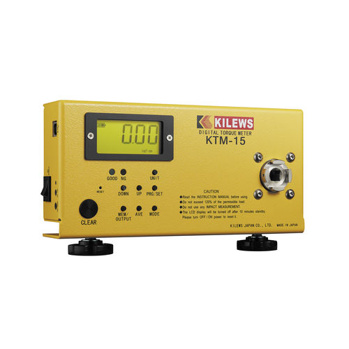 bench-top torque meter / calibration / for screwdriver