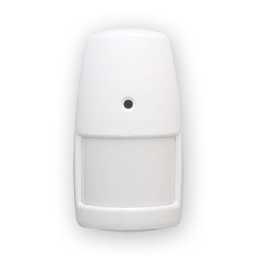 PIR detector / glass shard / wall-mounted