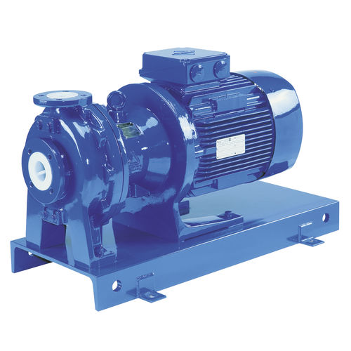 magnetic-drive pump / for chemicals / electric / centrifugal