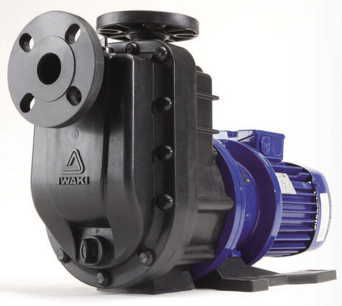 magnetic-drive pump / for chemicals / electric / self-priming