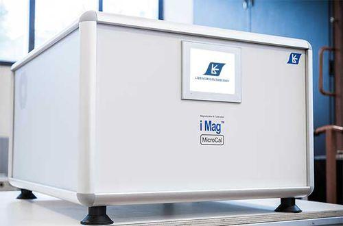 capacitor discharge magnetizer - Laboratorio Elettrofisico