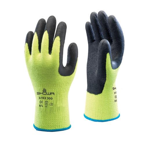 work glove / anti-cut / abrasion-resistant / latex