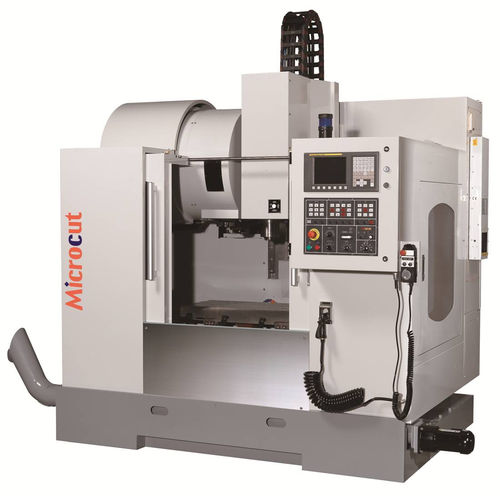 3-axis machining center / vertical / compact