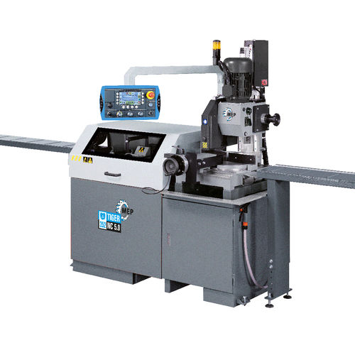 Circular saw / CNC / semi-automatic / electric TIGER 352 NC 5.0 MEP