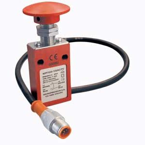 Waterproof position switch / IP67 / safety MP700 series Microprecision Electronics