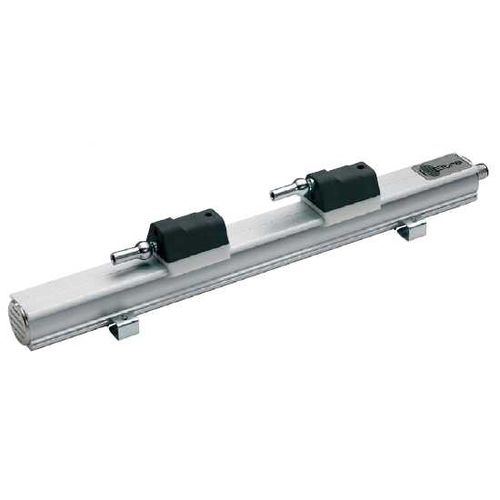 absolute magnetostrictive position sensor / linear / non-contact / analog