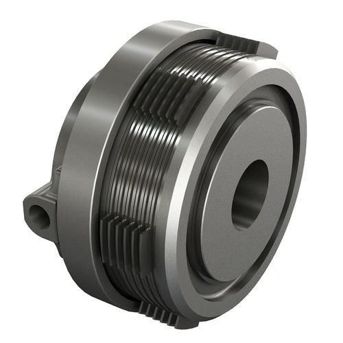 multiple-disc clutch / hydraulic / oil-cooled / oil bath