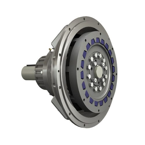 disc clutch / with bearings / PTO