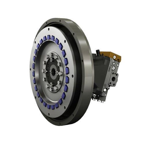 hydraulic pump drive system / industrial