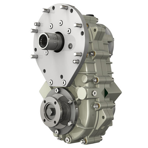 tractor powershift transmission / for wheeled loaders