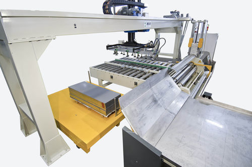 Hydraulic plate bending machine / with 4 rollers HI-TECH IMCAR