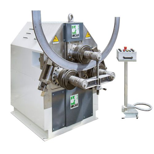 electric bending machine / profile / NC / horizontal