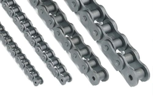 power transmission chain / stainless steel / roller