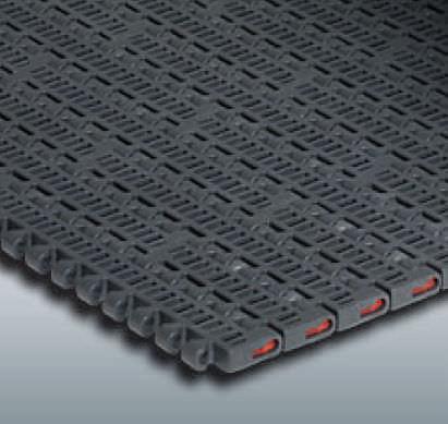 modular conveyor belt / plastic