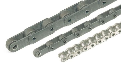 stainless steel chain / hollow-shaft / attachment