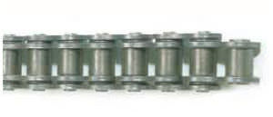 transmission chain / stainless steel / roller / self-lubricating