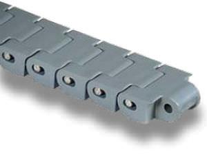 modular conveyor belt / plastic / high-resistance / for heavy loads