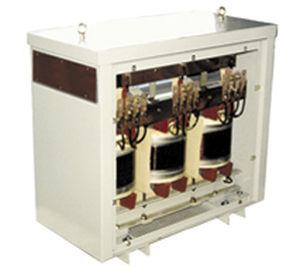 Distribution transformer / dry / pad-mount / three-phase Augier